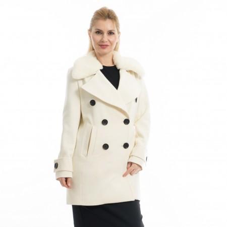 Palton cu blanita
